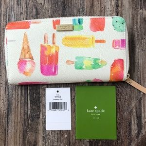 Kate Spade Shore Street Lacey in Ice Pop!!